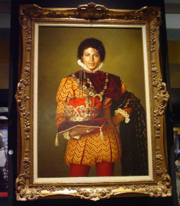 Michael Jackson exhibition - April 2009 049