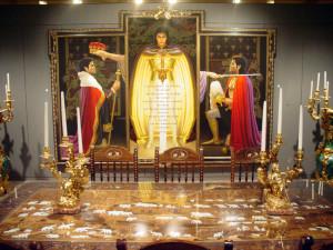 Michael Jackson exhibition - April 2009 057