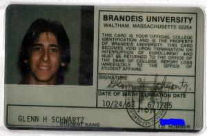 Brandeis ID