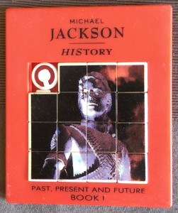 MJ HIStory puzzle