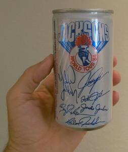 MJ Pepsi can