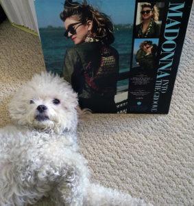 Ringo + Madonna